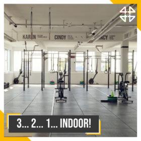 3 2 1 indoor